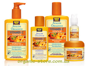 Avalon Organics Vitamin C Renewal