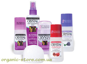 Дезодорант Crystal Body Deodorant Travel Stick